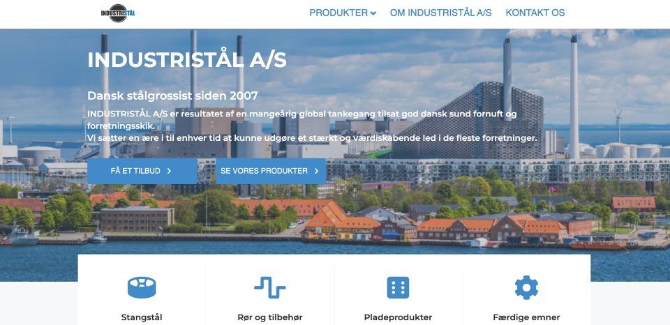 Ny hjemmeside Safemarketing